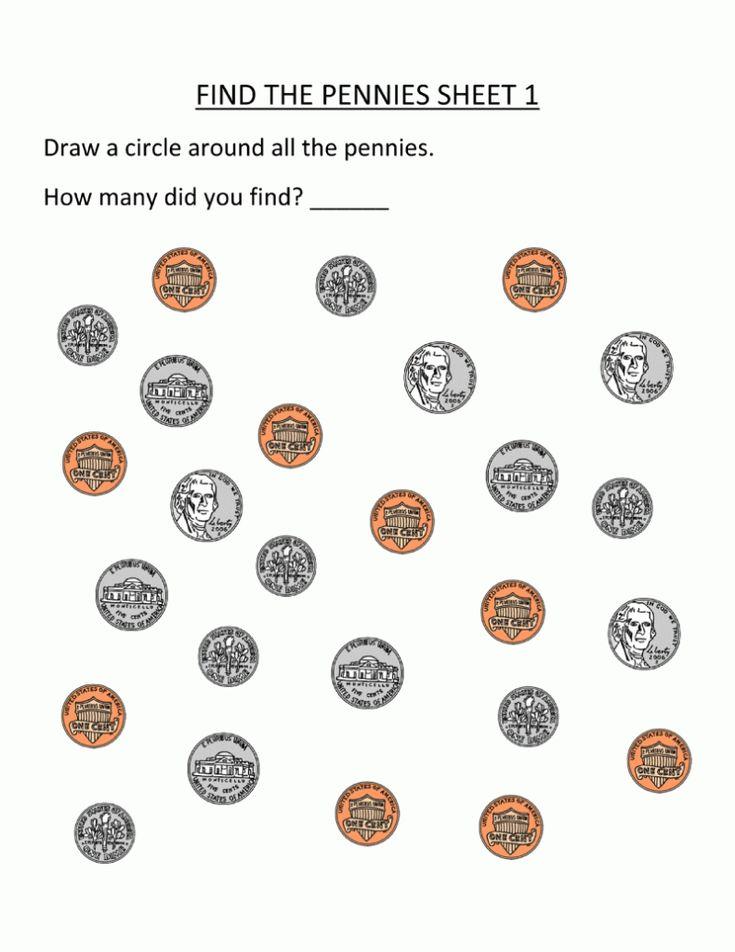 2nd Grade Money Worksheets   Money worksheets, Free ...
