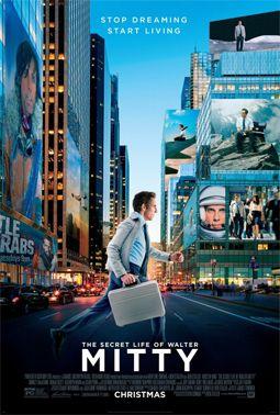 The secret life of walter mitt.  Ben Stiller - Kristen Wiig - Sean Penn