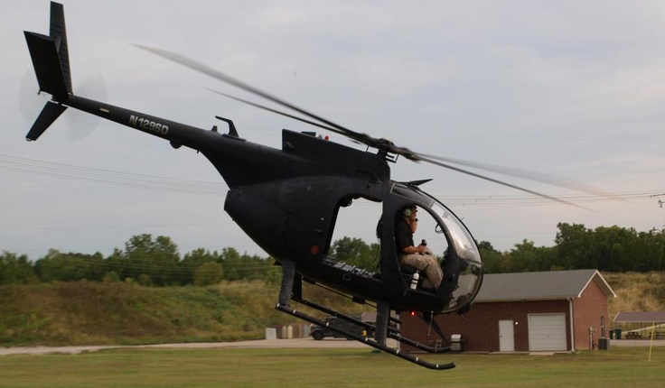 Desoto County, MS sheriff's department Hughes OH-6