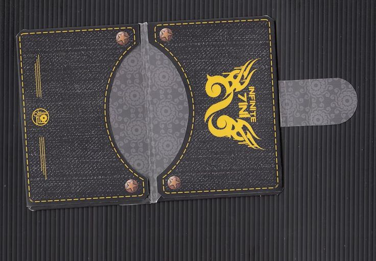 Paper Wallet for Card   Size: 10cm x 7.5cm