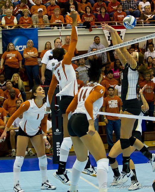 University of Texas volleyball | rachael adams university of texas lady longhorn volleyball austin ...