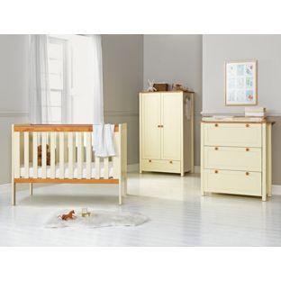 Buy Classic Two-Tone 3 Piece Nursery Furniture Set at Argos.co.uk, visit Argos.co.uk to shop online for Nursery furniture sets