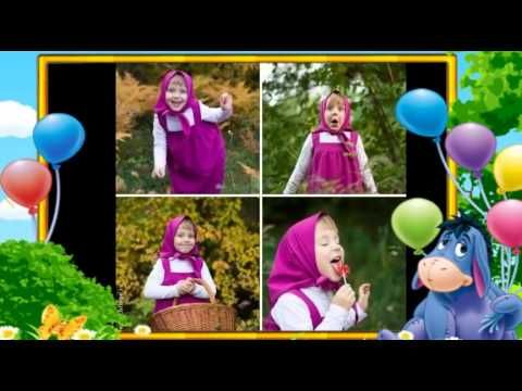 http://mashaandthebearalinakukushkina.blogspot.com Masha and The Bear - The Fans | Video Masha And The Bear - Alina Kukushkina