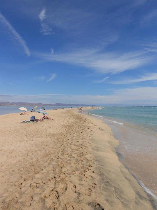 Costa Calma. Fuerteventura (España).