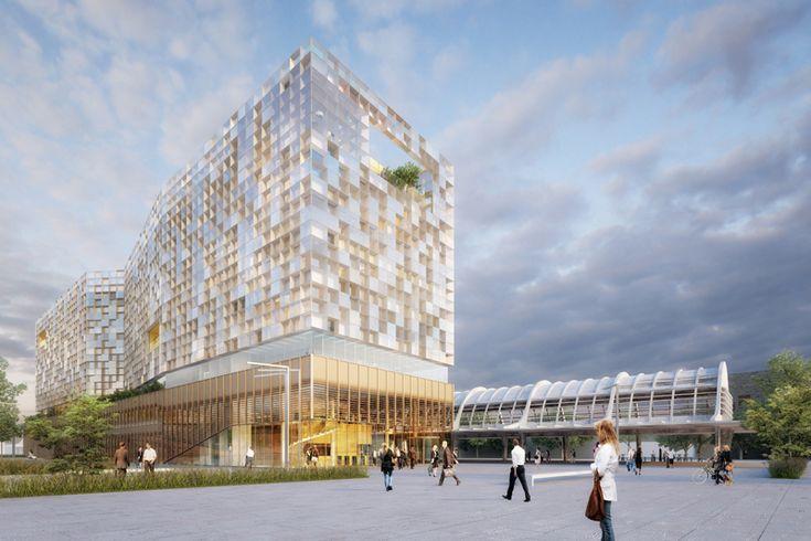 Siège de la Caisse d'Épargne – Bordeaux