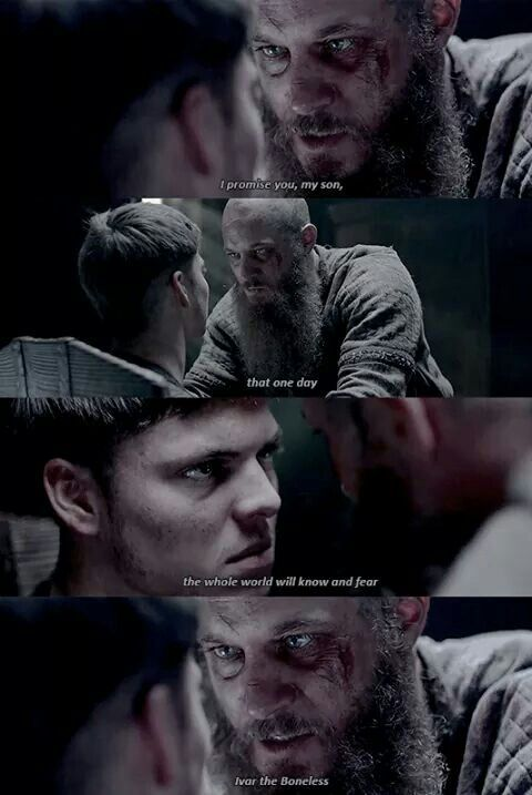 Ragnar and Ivar