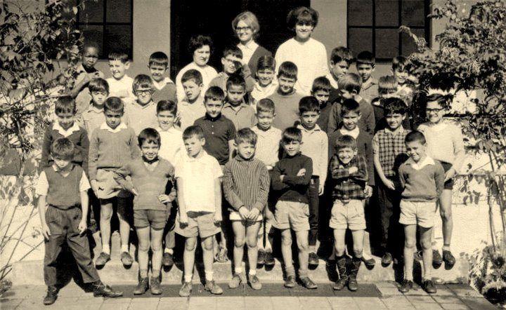 Primary School in Lço Marques - Escola Rebelo da Silva