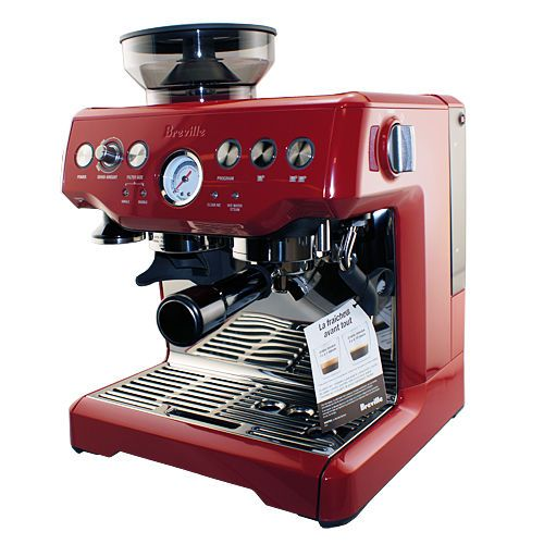 breville barista express 8 cups espresso machine. Black Bedroom Furniture Sets. Home Design Ideas