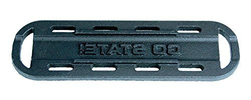 Felices Pascuas Collection NCAA inch Go State inch Hot Dog Cast Iron Branding Grill Iron Accessory
