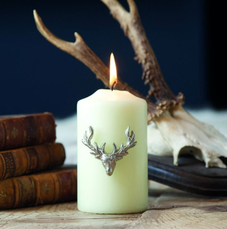Candle Pins - A very original gift, these simple pins push into any candle. Once the candle has burnt remove and use on ...