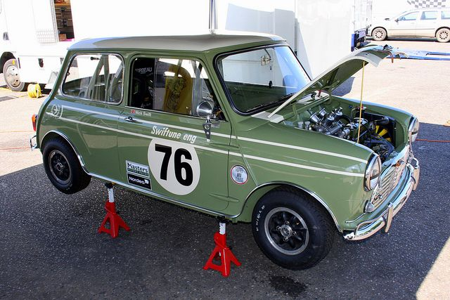 Nick Swift's Swiftune Cooper S by ComfortablyNumb..., via Flickr