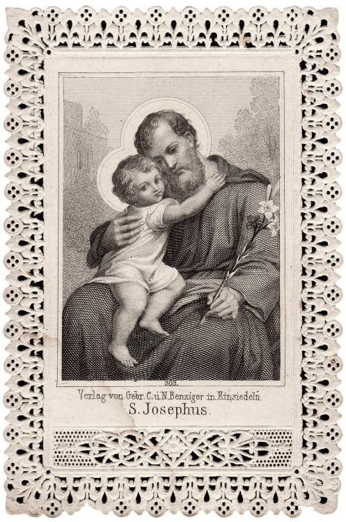 God gave St. Joseph the love, the care, and the authority of a father over Jesus. He gave him the affection of a father that he might guard Him with great love; the solicitude of a father, that he might watch over Him with care; and the authority of a father that he might feel sure that he would be obeyed in all that he arranged concerning this Son.St. John Damascene