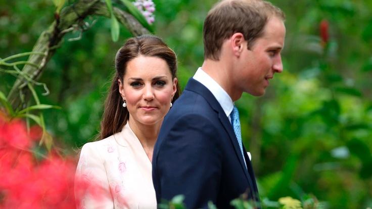 Palácio de St. James confirma gravidez de Kate Middleton em comunicado - Notícias - UOL Celebridades