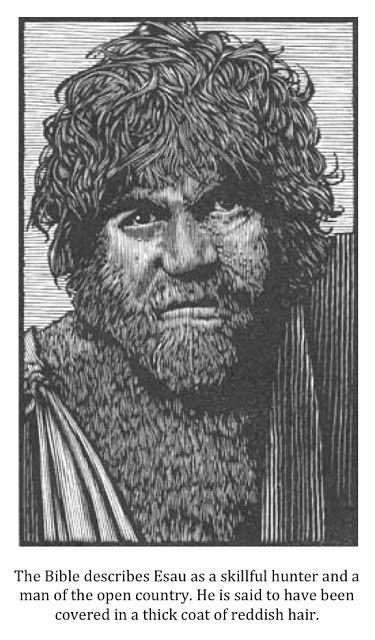 Bigfoot in the bible