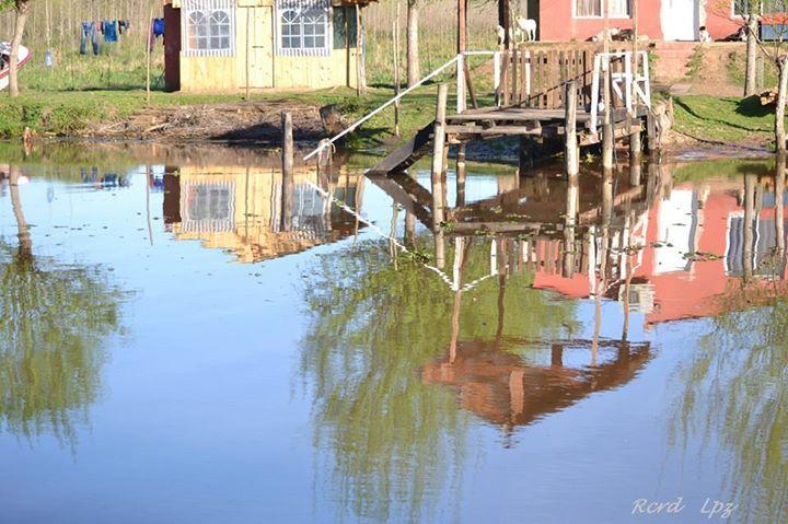 Ricardo de Virreyes: Reflejos en el Rio Carabelas