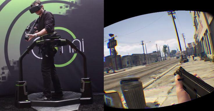 Virtuální realita - Hledat Googlem