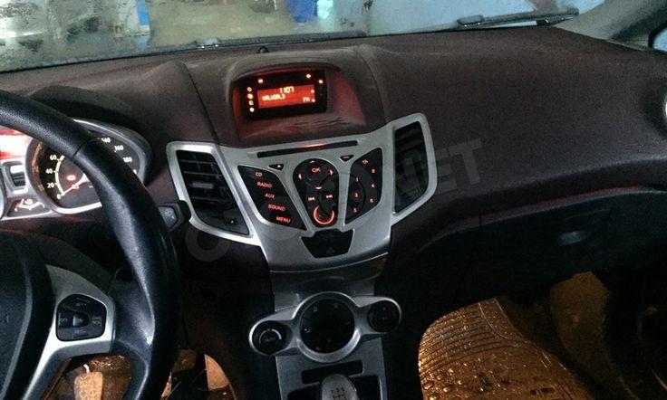 FIESTA FIESTA TITANIUM X 5K 1.4 TDCI 2011 Ford Fiesta FIESTA TITANIUM X 5K 1.4 TDCI