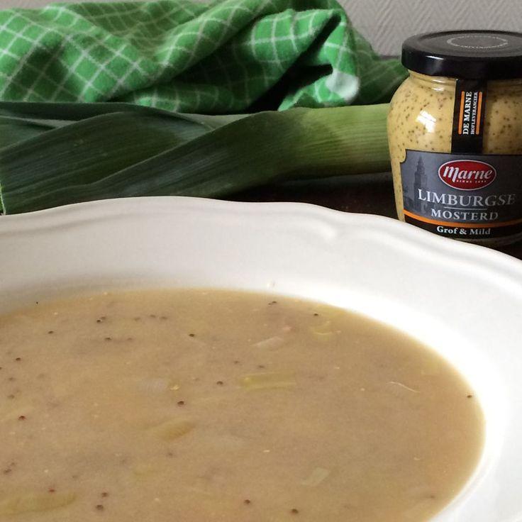 Mijn favoriete soep: mosterdsoep! - Het keukentje van Syts