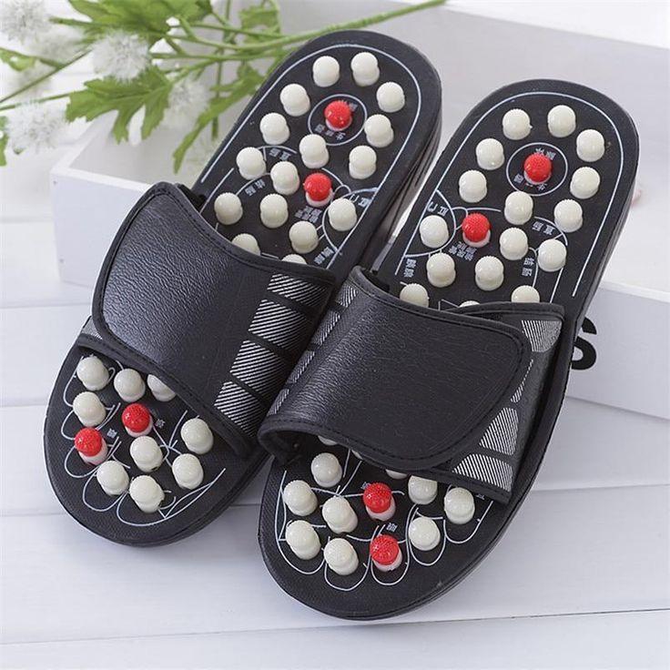 Acupressure Massage Slippers