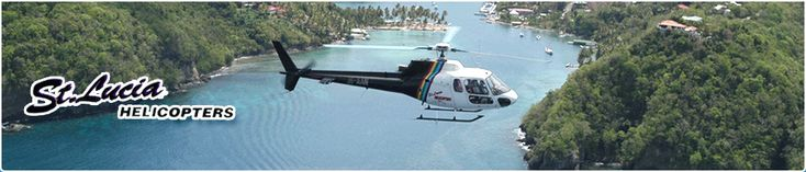 St Lucia Helicopters - cheaper to book direct