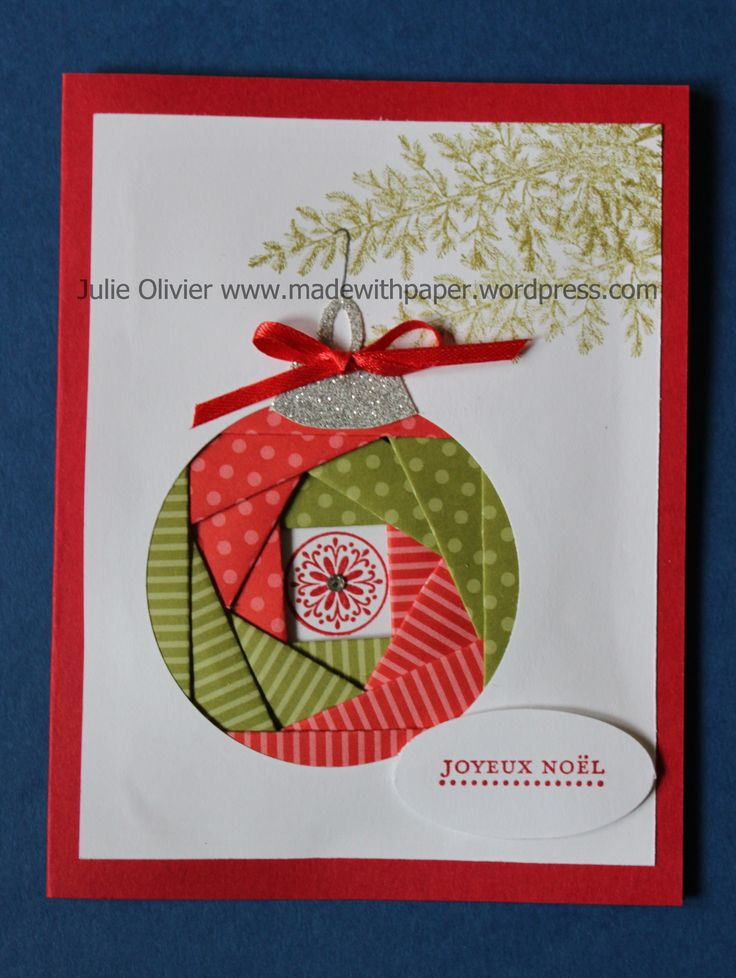 39 best images about iris fold on pinterest folded cards for How to make folded christmas cards
