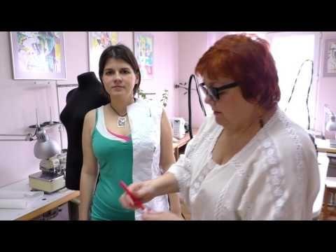 Реглан, выкройка рукава реглан с построением и готовое изделие - YouTube