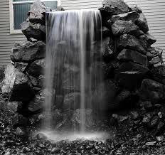Best 25 cascadas artificiales ideas on pinterest fuente for Cascadas de agua artificiales para jardin