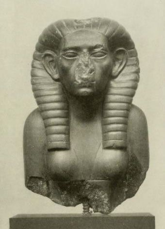 Sobekneferu was the first known female Pharaoh for which we have proof. Up to five other women are believed to have ruled in the First Dynasty and a Nitocris may have ruled in the Sixth Dynasty. Sobekneferu was the daughter of Amenemhat III and possibly the sister of Amenemhat IV. Sobekneferu was the last ruler of the 12th Dynasty, which she began to rule after Amenemhat IV died without an heir. She ruled for 3 years, 10 months, and 24 days in the 19th century BC.