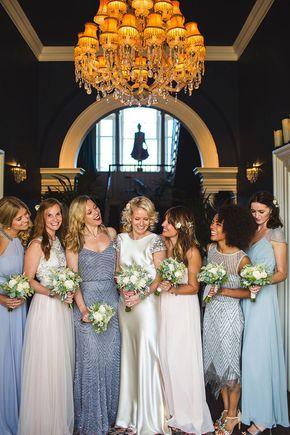 25 best bridesmaids images on Pinterest | Bridesmaids, Flower ...