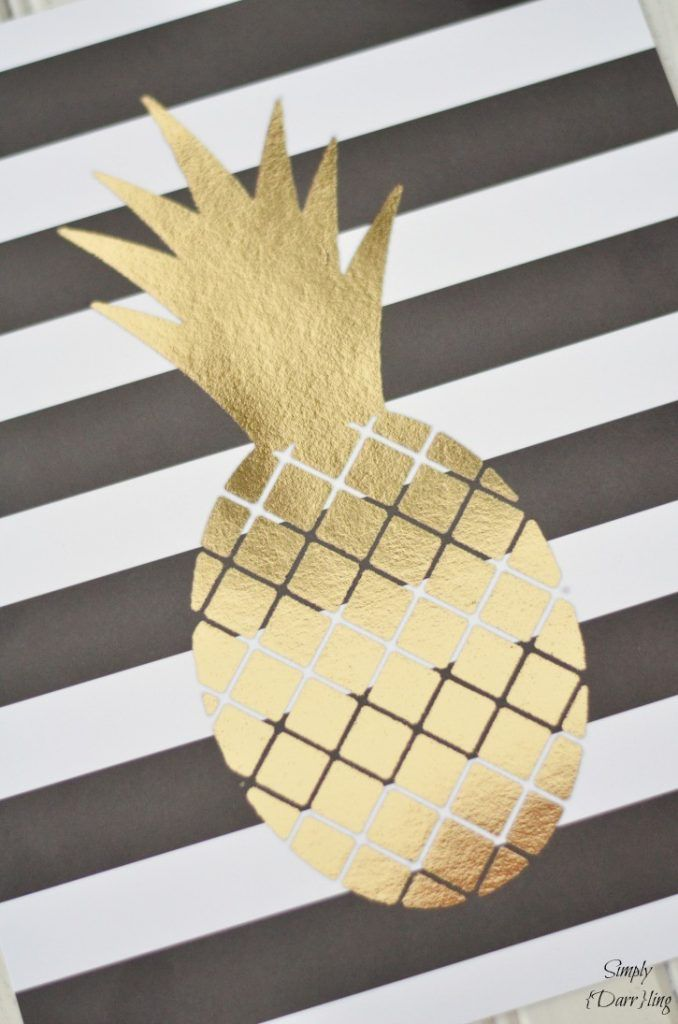 Pineapple Craft Roundup