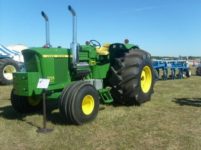John Deere 4010 Wheatland : Kinze john deere long ago tractors from