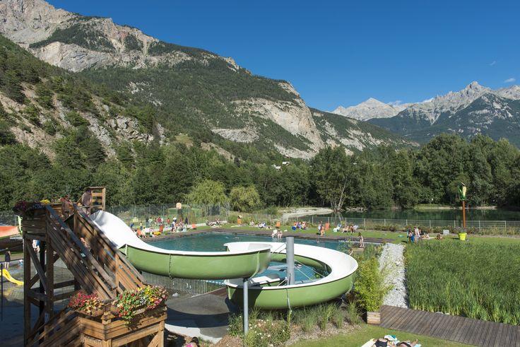 Réservez au camping 3 étoiles Le Courounba, dans le Parc National des Ecrins dans les Hautes-Alpes, en camping ou location de vacances en mobil-home