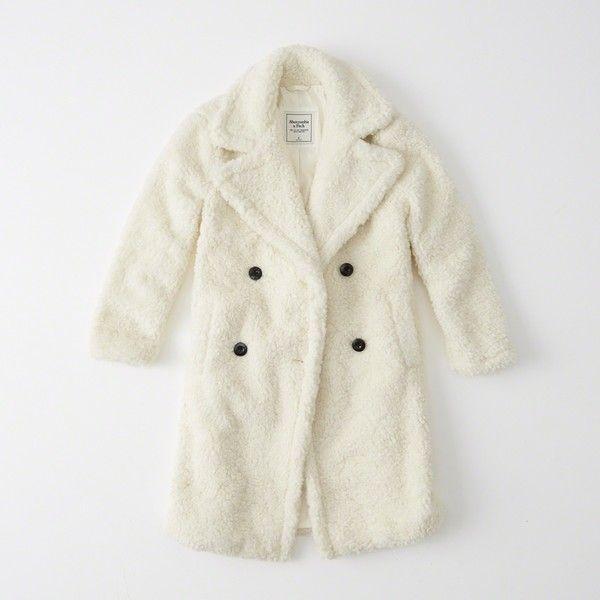 25  best Faux shearling coat ideas on Pinterest | Shearling coat ...