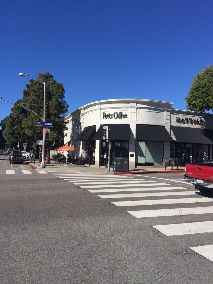 Peet's Coffee & Tea in Santa Monica, CA