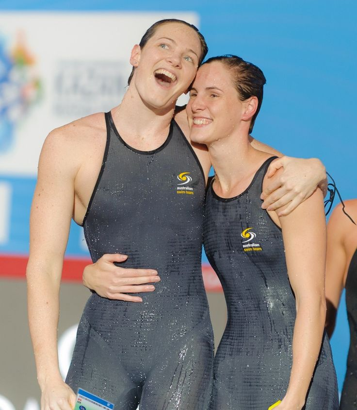 So Amazing we miss you! Bronte Campbell