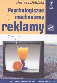 Okładka książki Psychologiczne mechanizmy reklamy