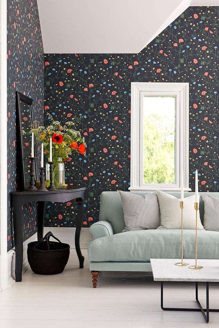 Buy Boråstapeter 4039 Midsummer Wallpaper | Falsterbo II | Fashion Interiors