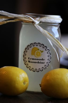 Crock Pot Lemonade Moonshine Recipe
