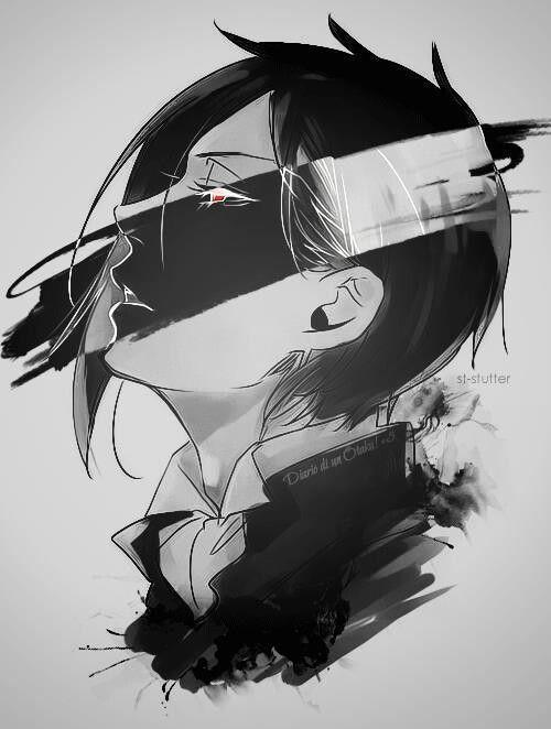 sebastian michaelis, from kuroshitsuji/black butler #anime