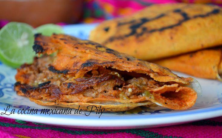 Exquisita receta de Tacos de barbacoa estilo Guadalajara, ¡La mejor receta! | La Cocina Mexicana de Pily