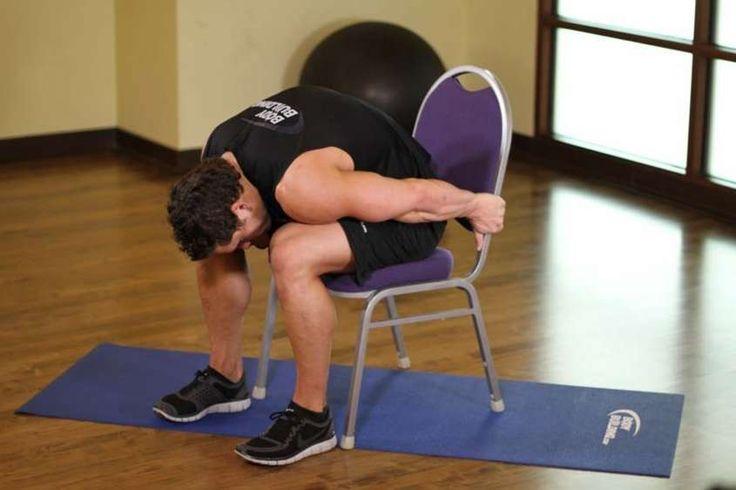 Dolore al ginocchio: esercizi utili - Esercizio di piegamento