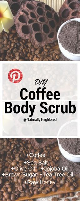 NaturallyTeighlored: DIY: Brown Sugar Body Scrub. Coffee Body Scrub. Get smooth polished skin. Exfoliate your skin with this body scrub.