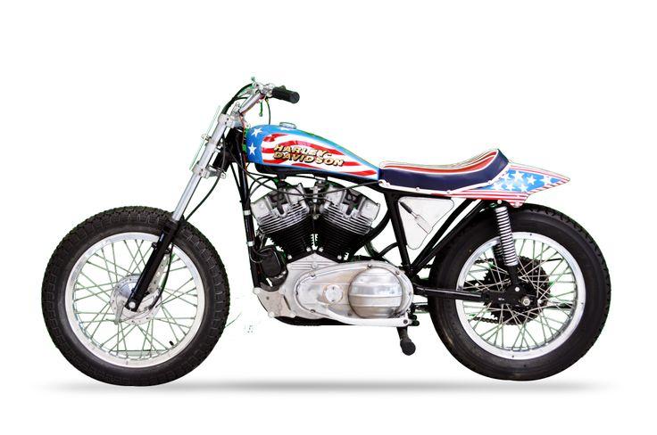 Evel Knievel S Harley Davidson Xl1000 Up For Auction: 1970 Harley-Davidson Sportster
