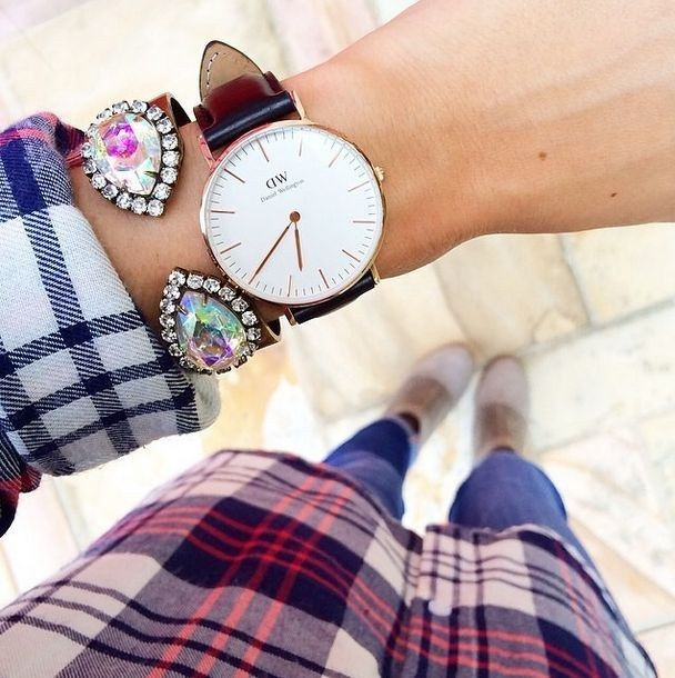 21. Watch | Community Post: 23 Clothing Items Every College Girl Should Own