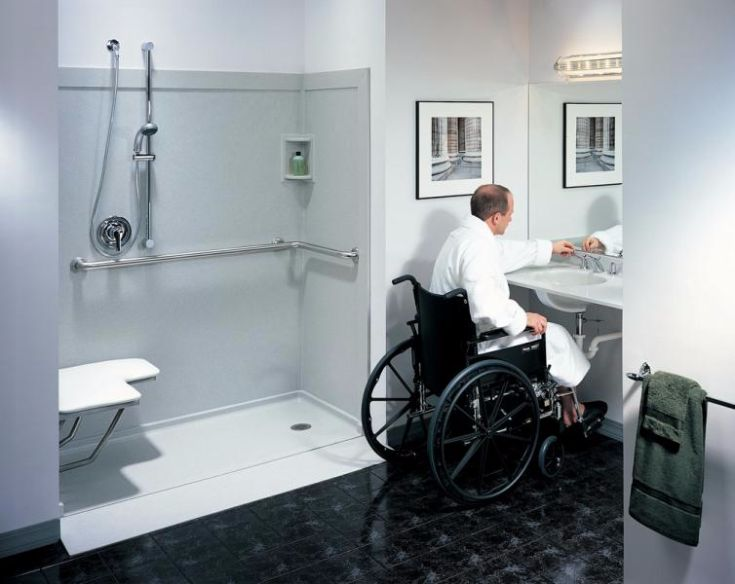 25 best ADA Accessible House Design images on Pinterest House