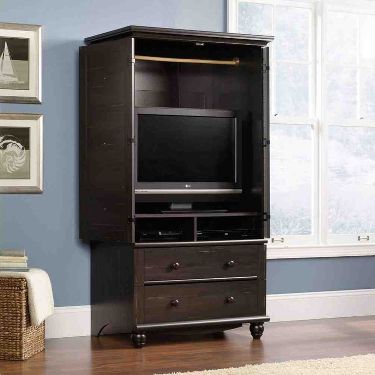 35 best TV Armoire images on Pinterest   Tv armoire, Armoires and ...