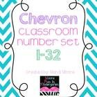 This is a packet filled with chevron number cards 1-32.  This is made for you to label your students cubbies, book boxes, pencil boxes, etc.  I'm s...