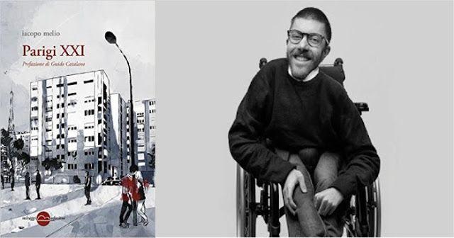 """[Libri] Iacopo Melio presenta il suo libro """"Parigi XXI"""", nell'intervista di Elena Genero Santoro"""