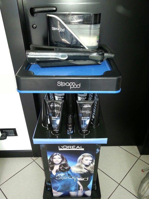 Steampod da salone