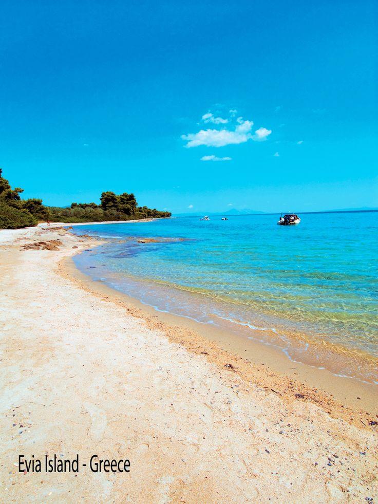 Evia Island Greece